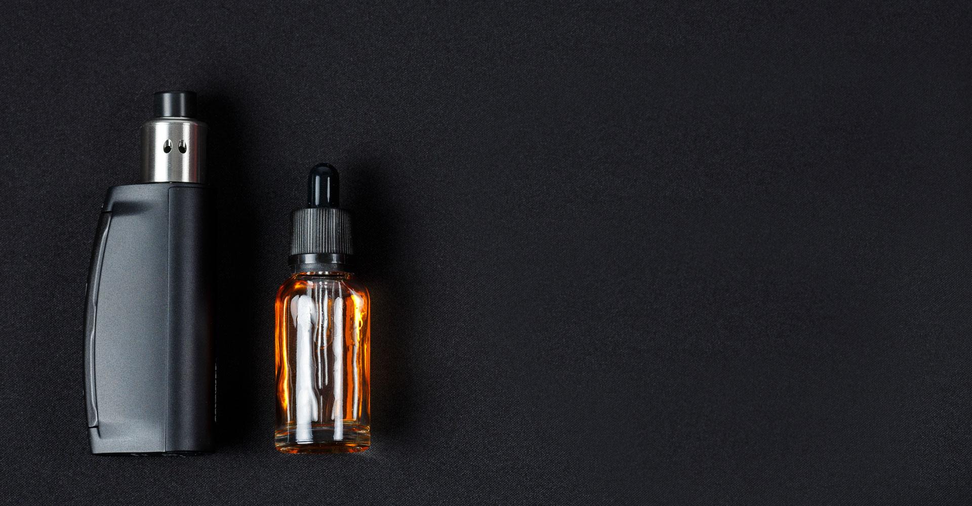 E-liquides pour cigarette électronique